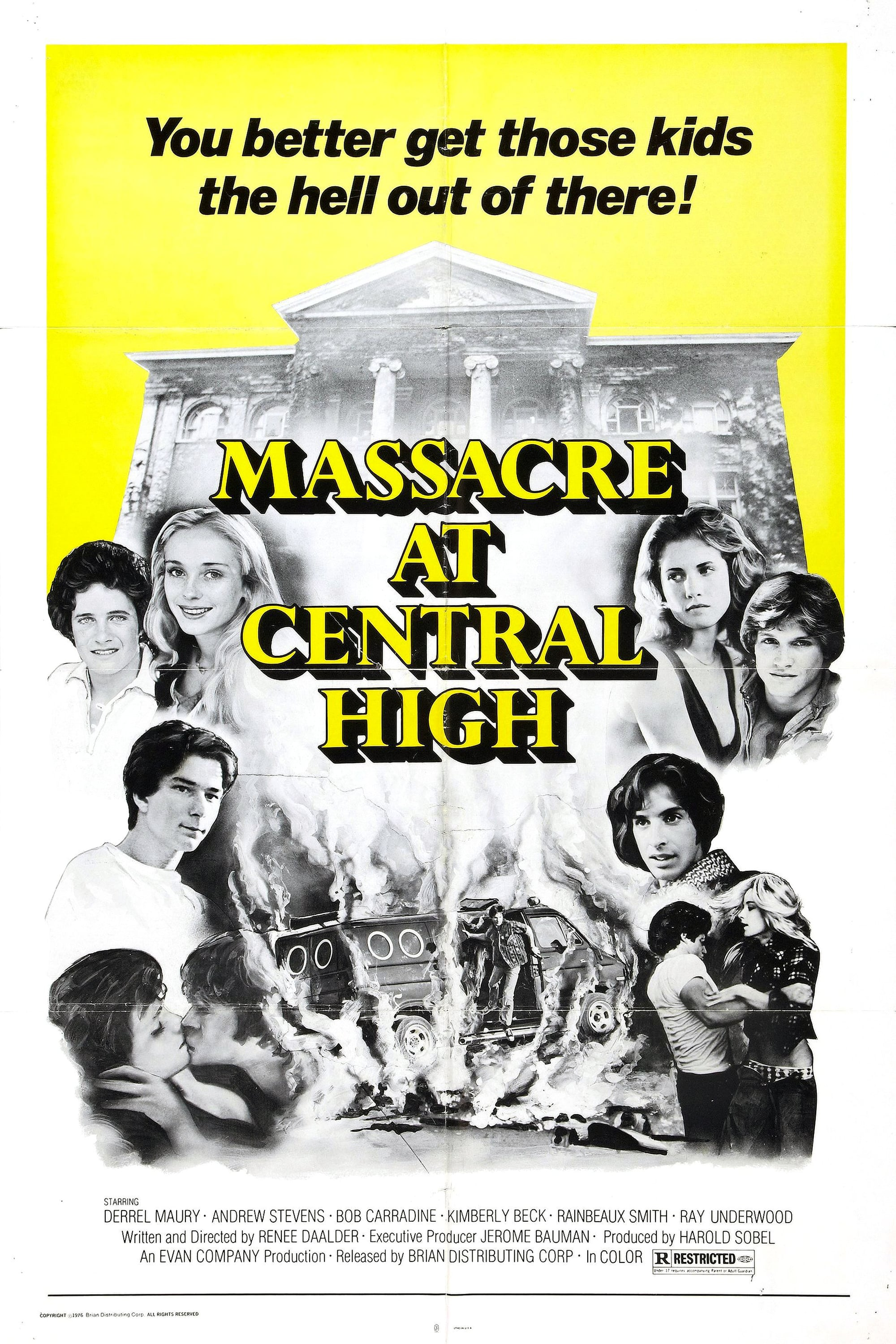 SassyFlix | Massacre at Central High