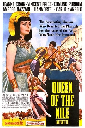 SassyFlix | Nefertiti, Queen of the Nile