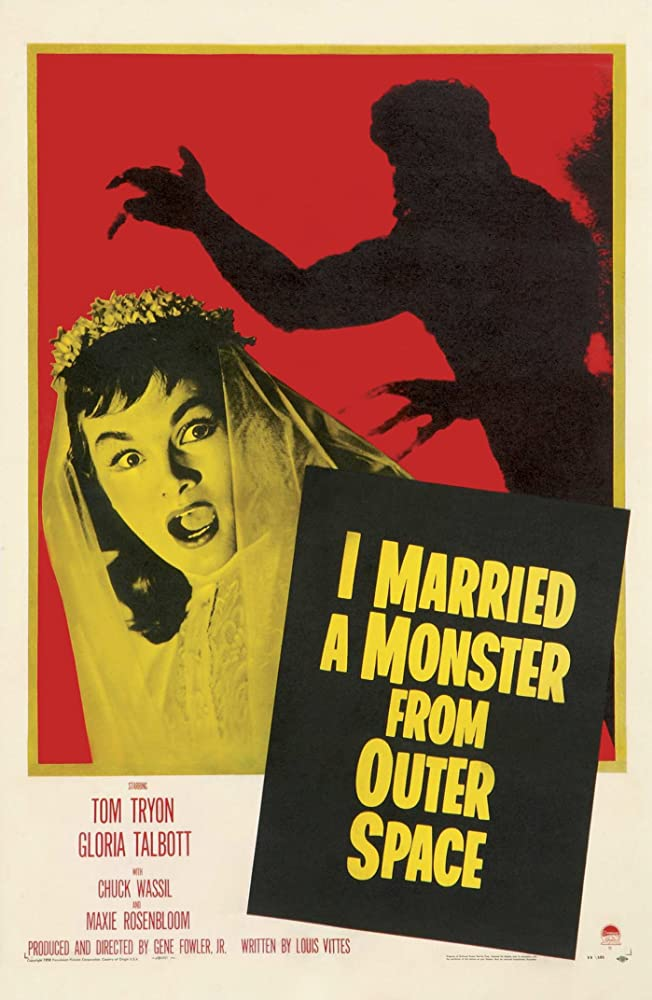 SassyFlix | I Married a Monster from Outer Space