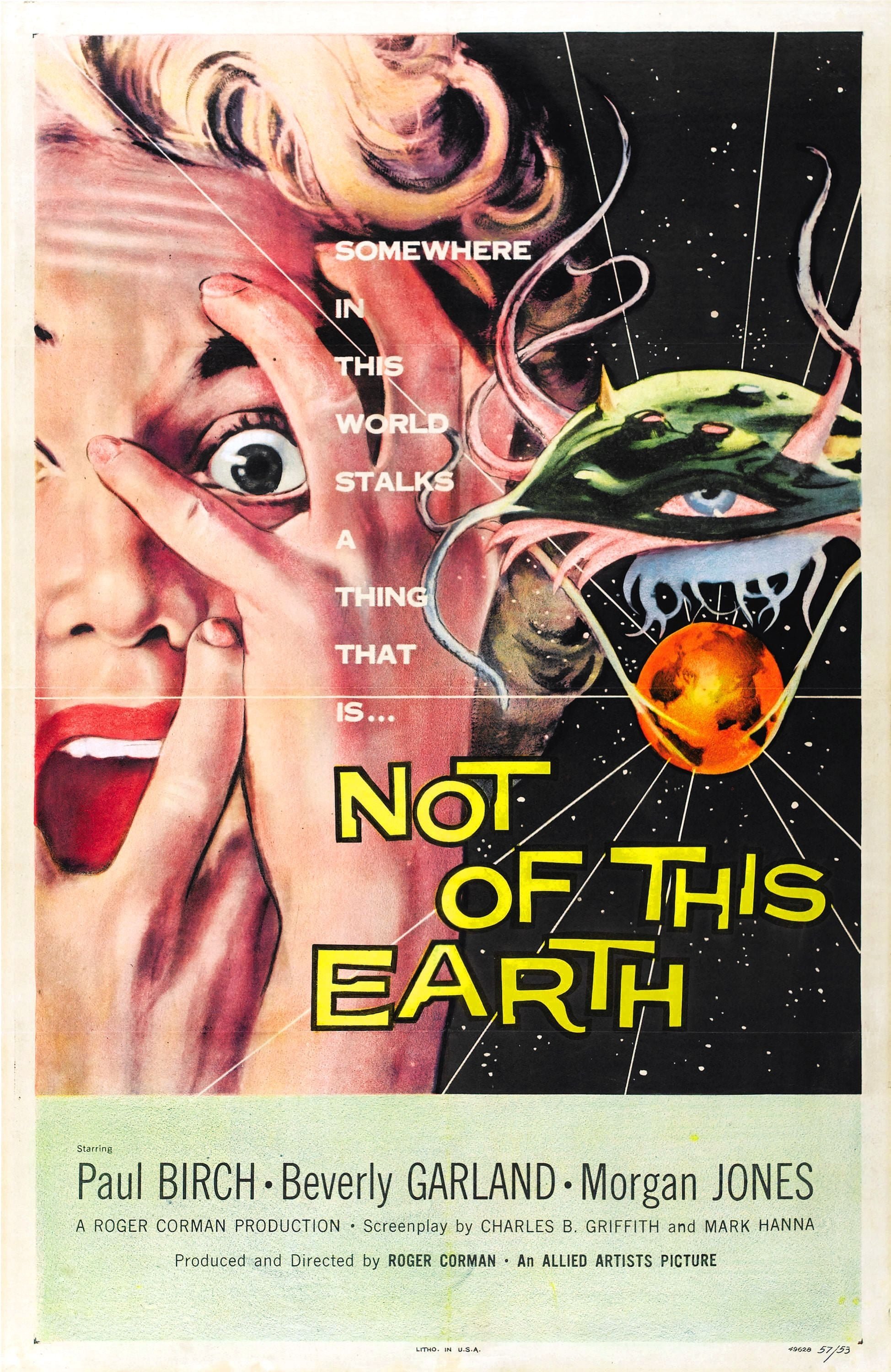 SassyFlix | Not of This Earth