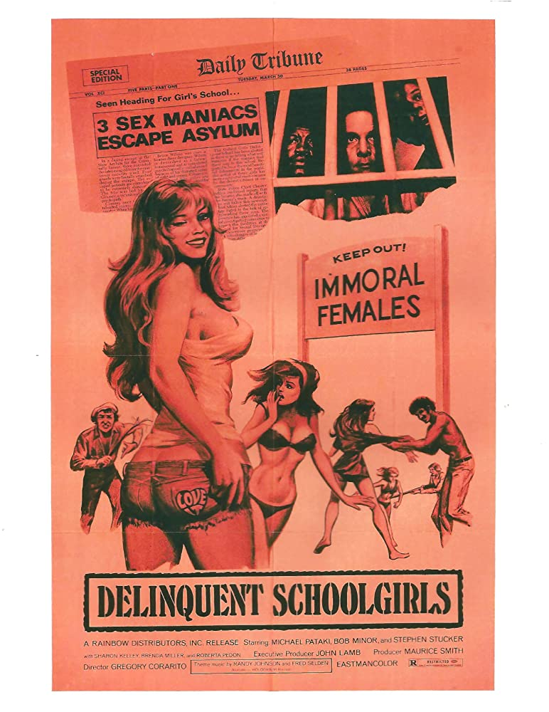 SassyFlix | Delinquent School Girls
