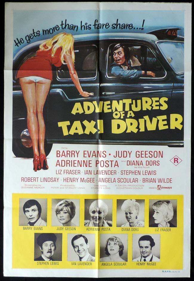 SassyFlix | Adventures of a Taxi Driver