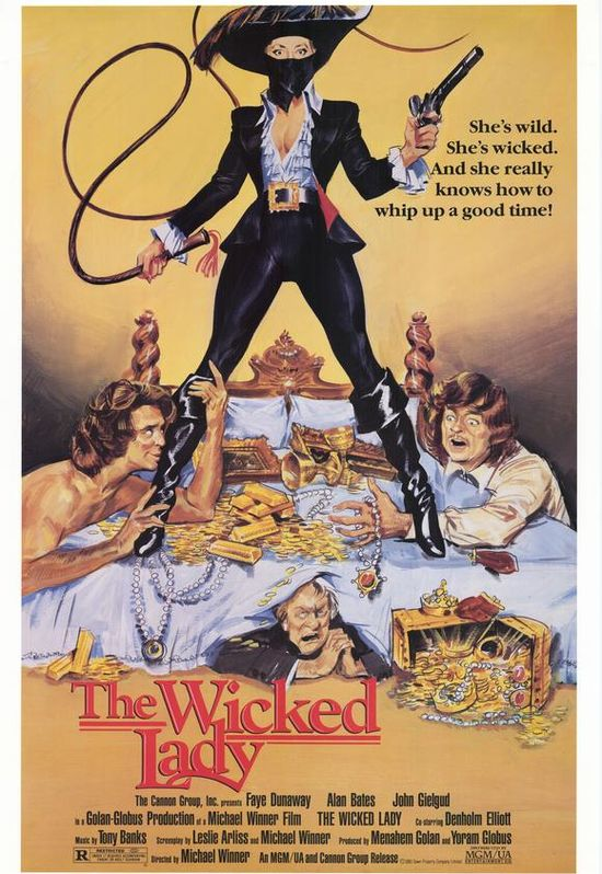 SassyFlix | The Wicked Lady