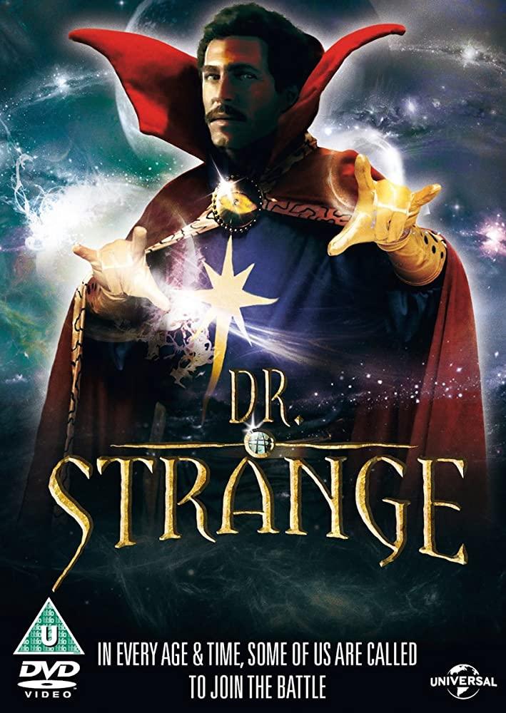 SassyFlix | Dr. Strange