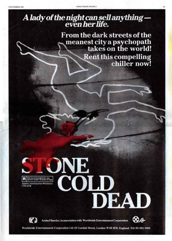 SassyFlix | Stone Cold Dead