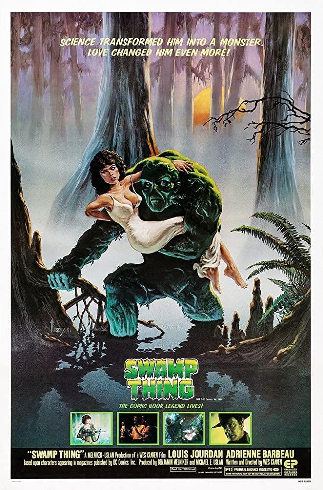 SassyFlix | Swamp Thing
