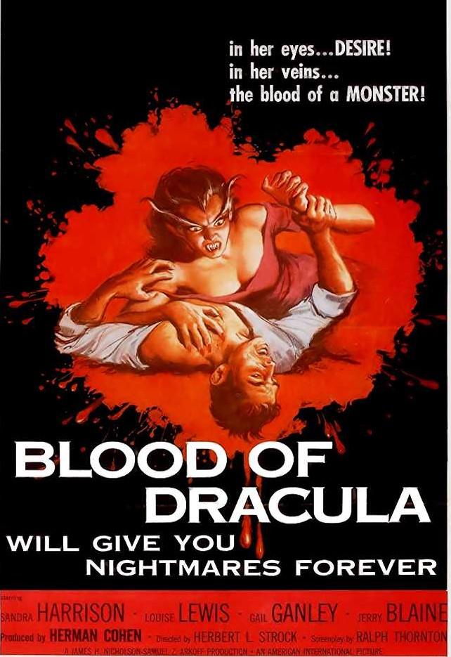 SassyFlix | Blood of Dracula