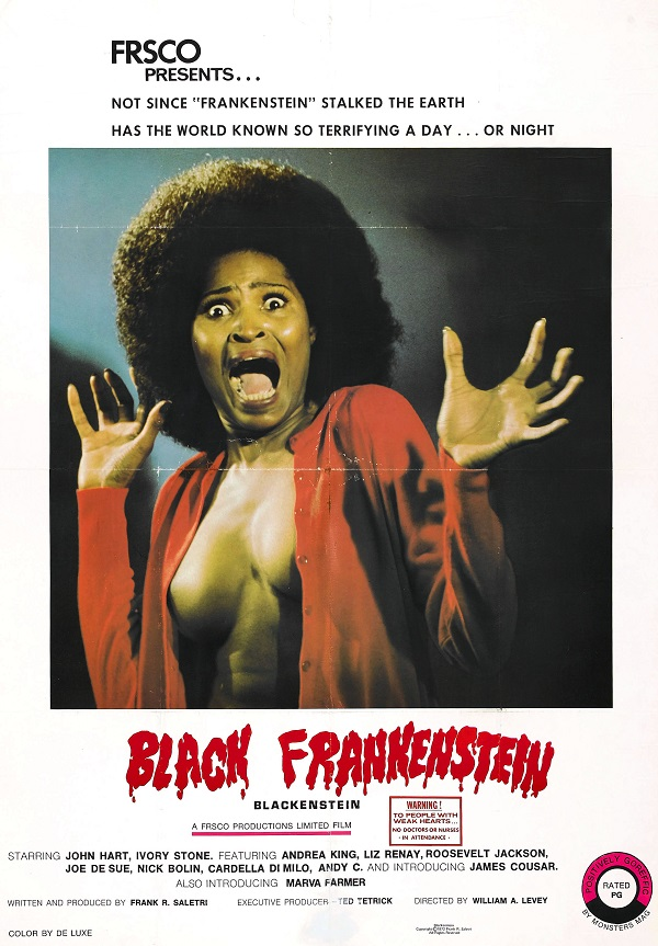SassyFlix | Blackenstein
