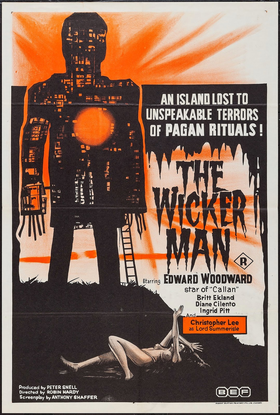 SassyFlix | The Wicker Man