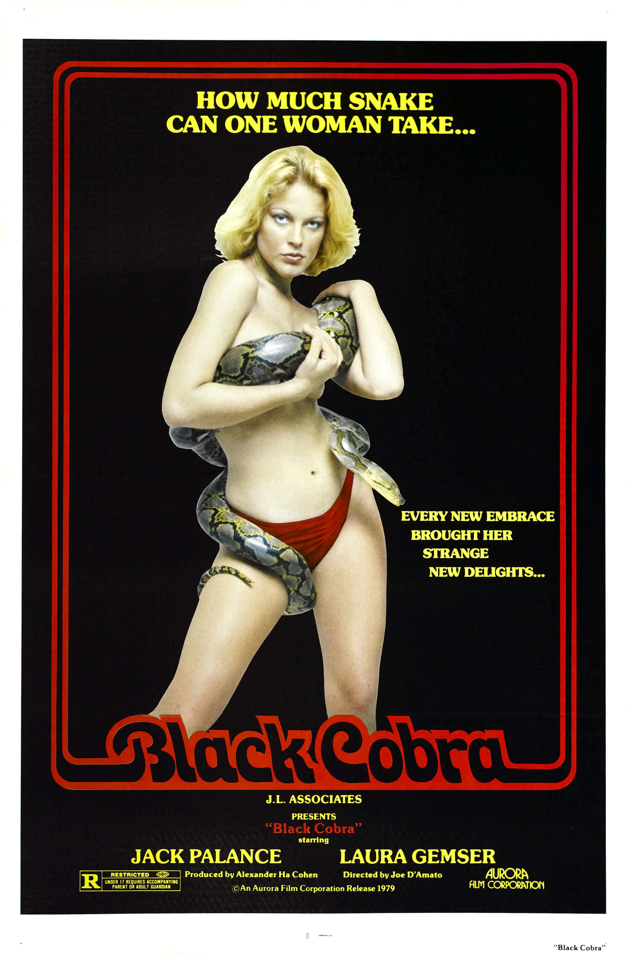 SassyFlix | Black Cobra aka Eva nera aka Emmanuelle and the Deadly Black Cobra