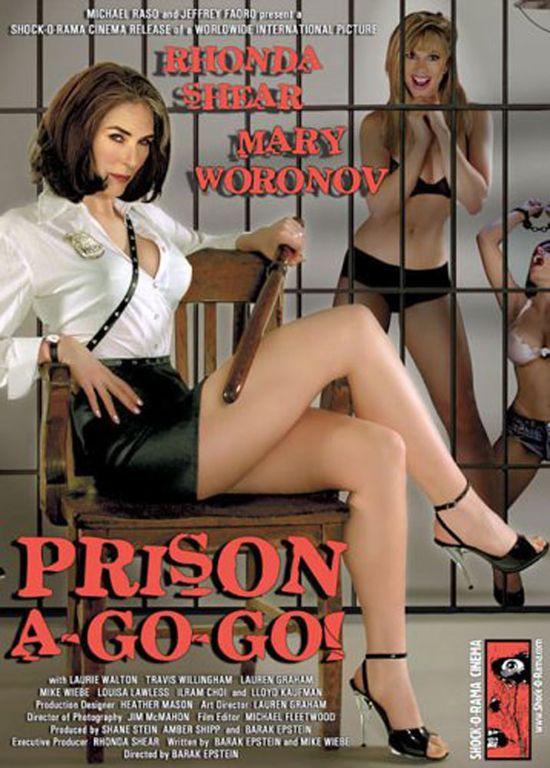 SassyFlix | Prison-A-Go-Go!