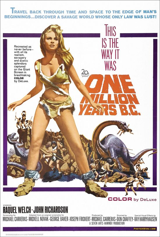 SassyFlix | One Million Years B.C.