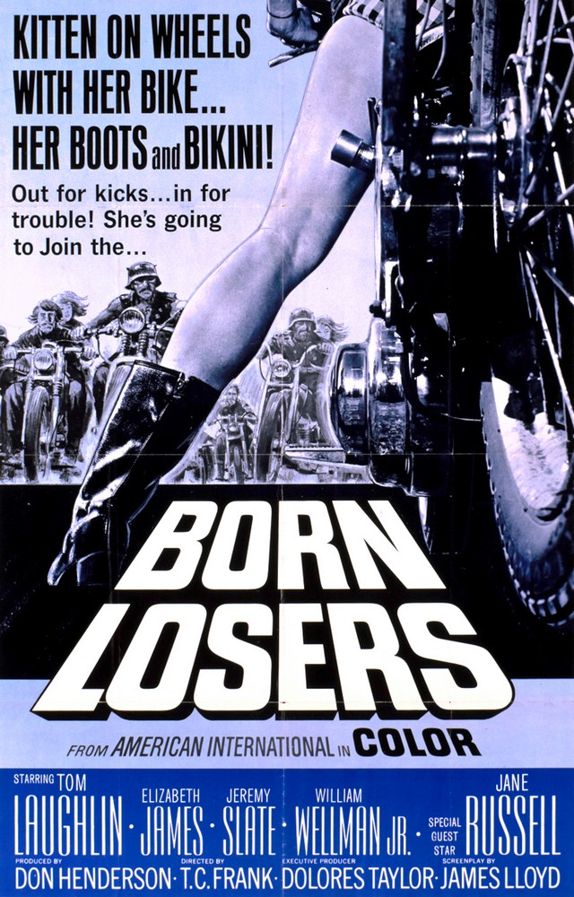 SassyFlix | The Born Losers