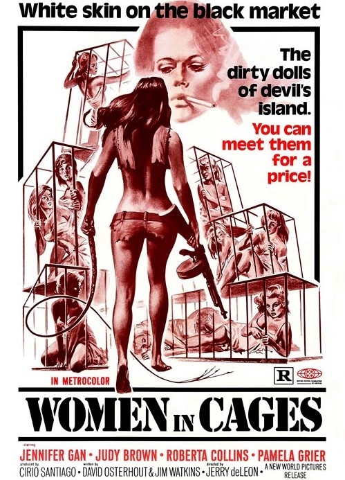 SassyFlix | Women in Cages