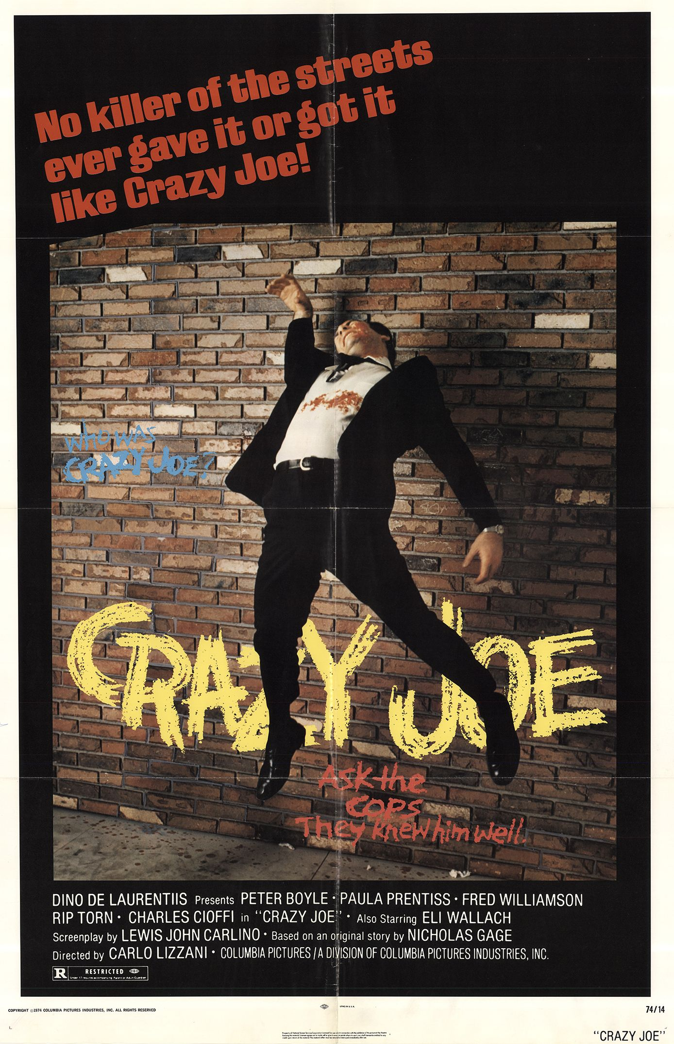 SassyFlix | Crazy Joe