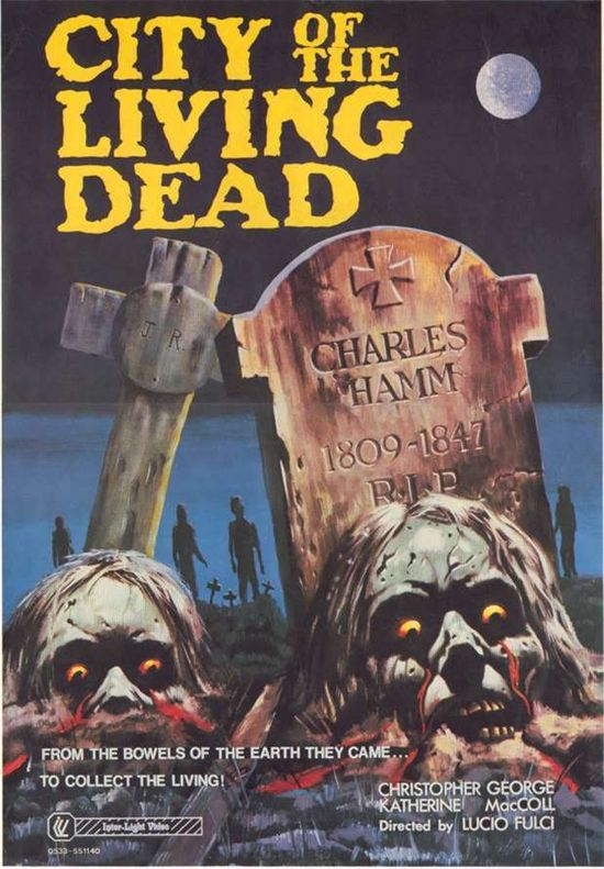 SassyFlix | City of the Living Dead