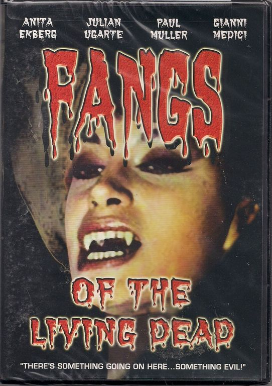 SassyFlix | Fangs of the Living Dead