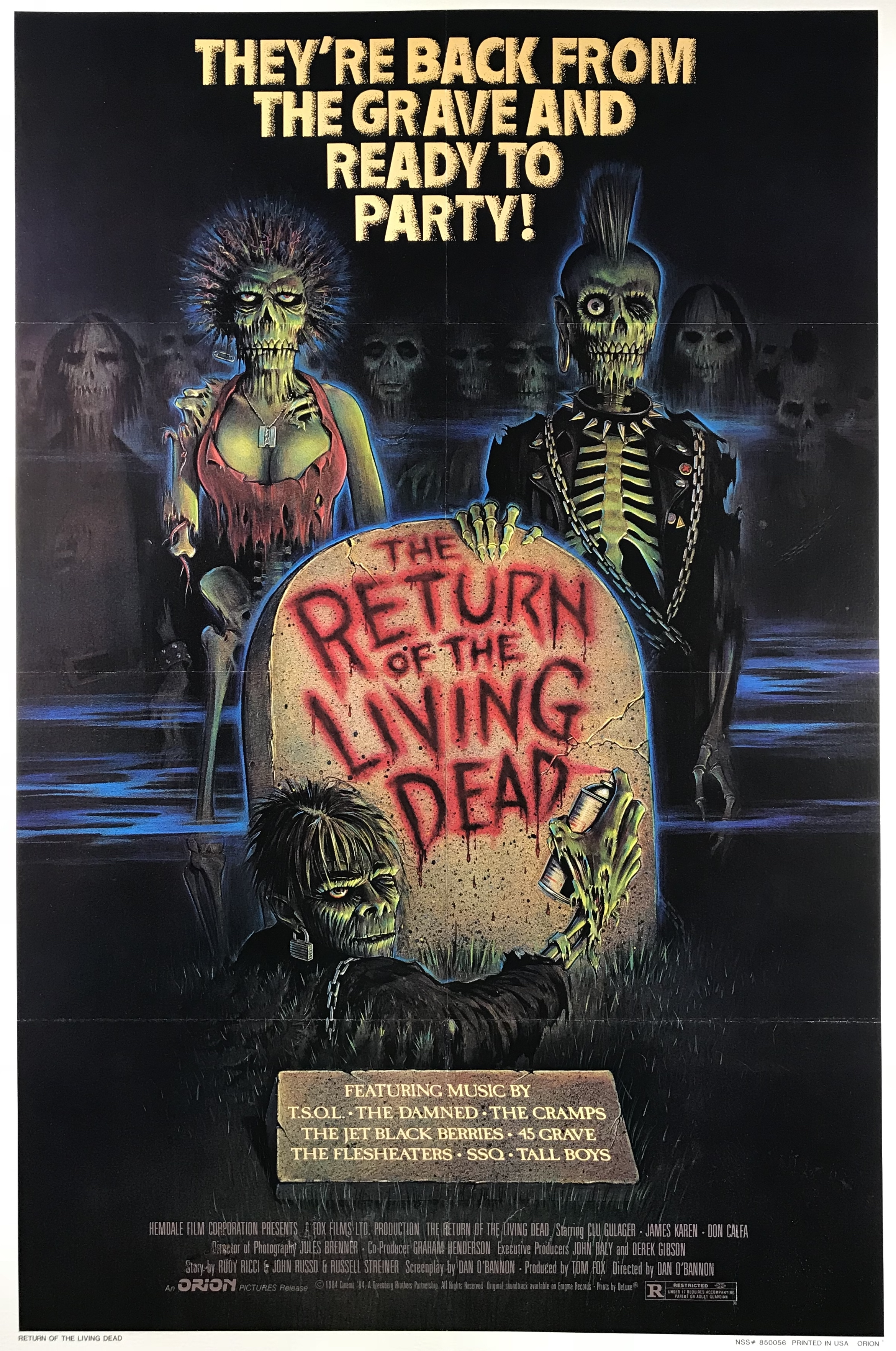 SassyFlix | The Return of the Living Dead
