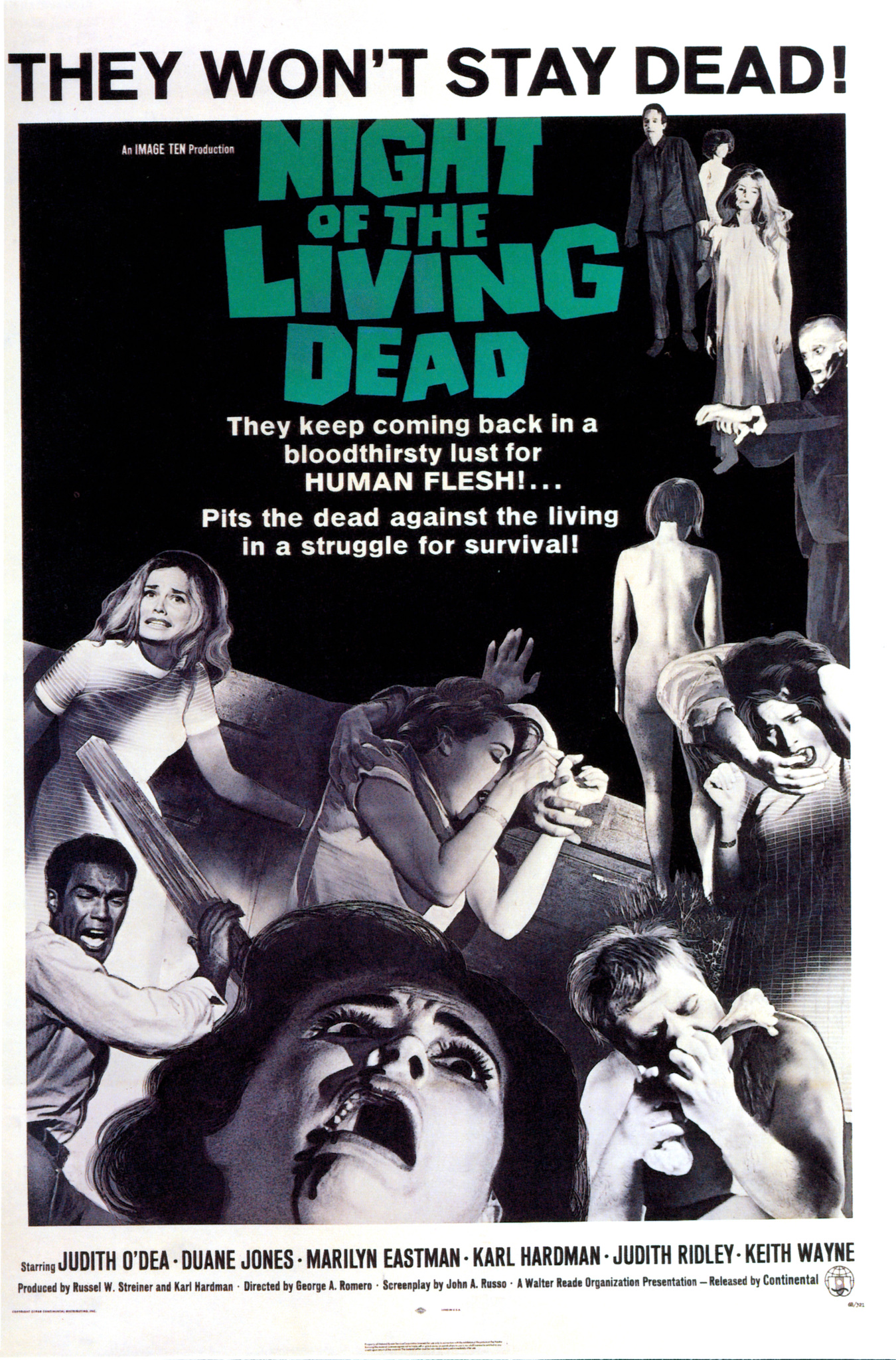 SassyFlix | Night of the Living Dead