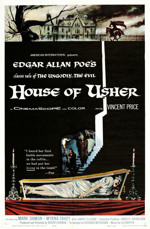 SassyFlix   House of Usher