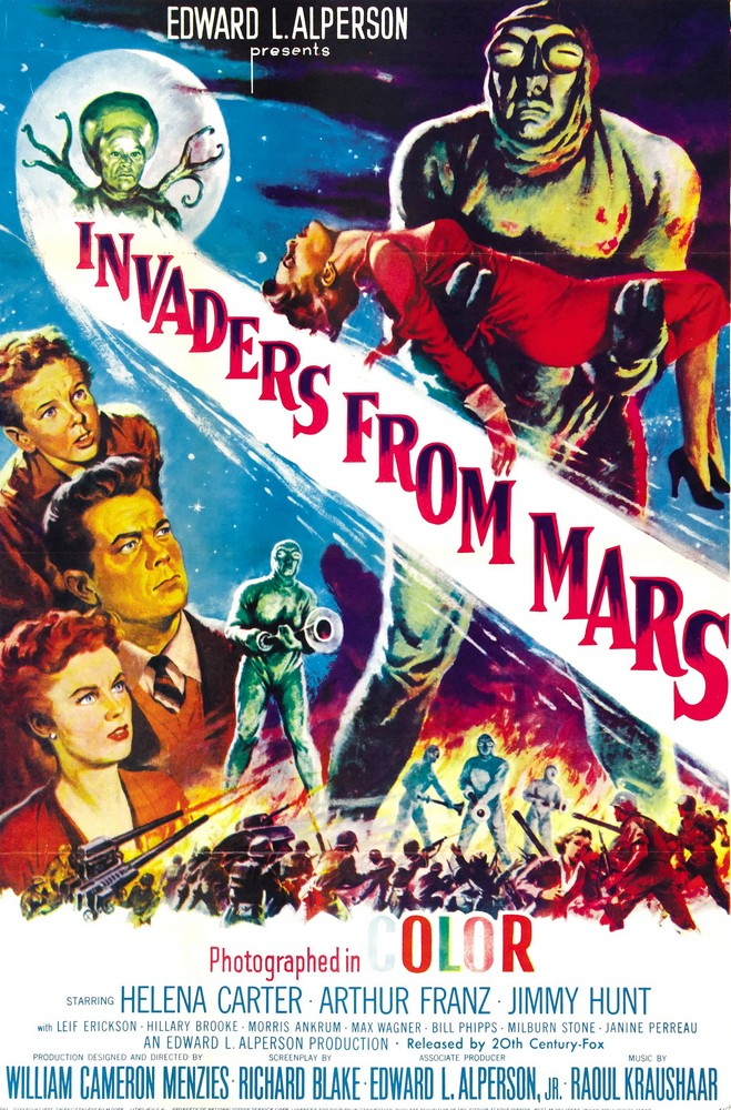 SassyFlix | Invaders from Mars
