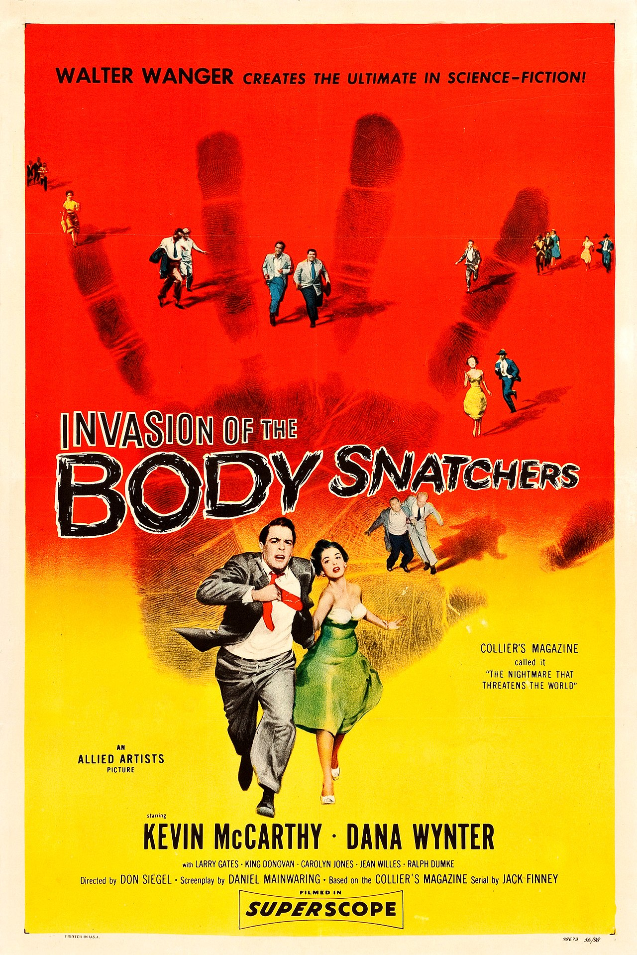 SassyFlix | Invasion of the Body Snatchers