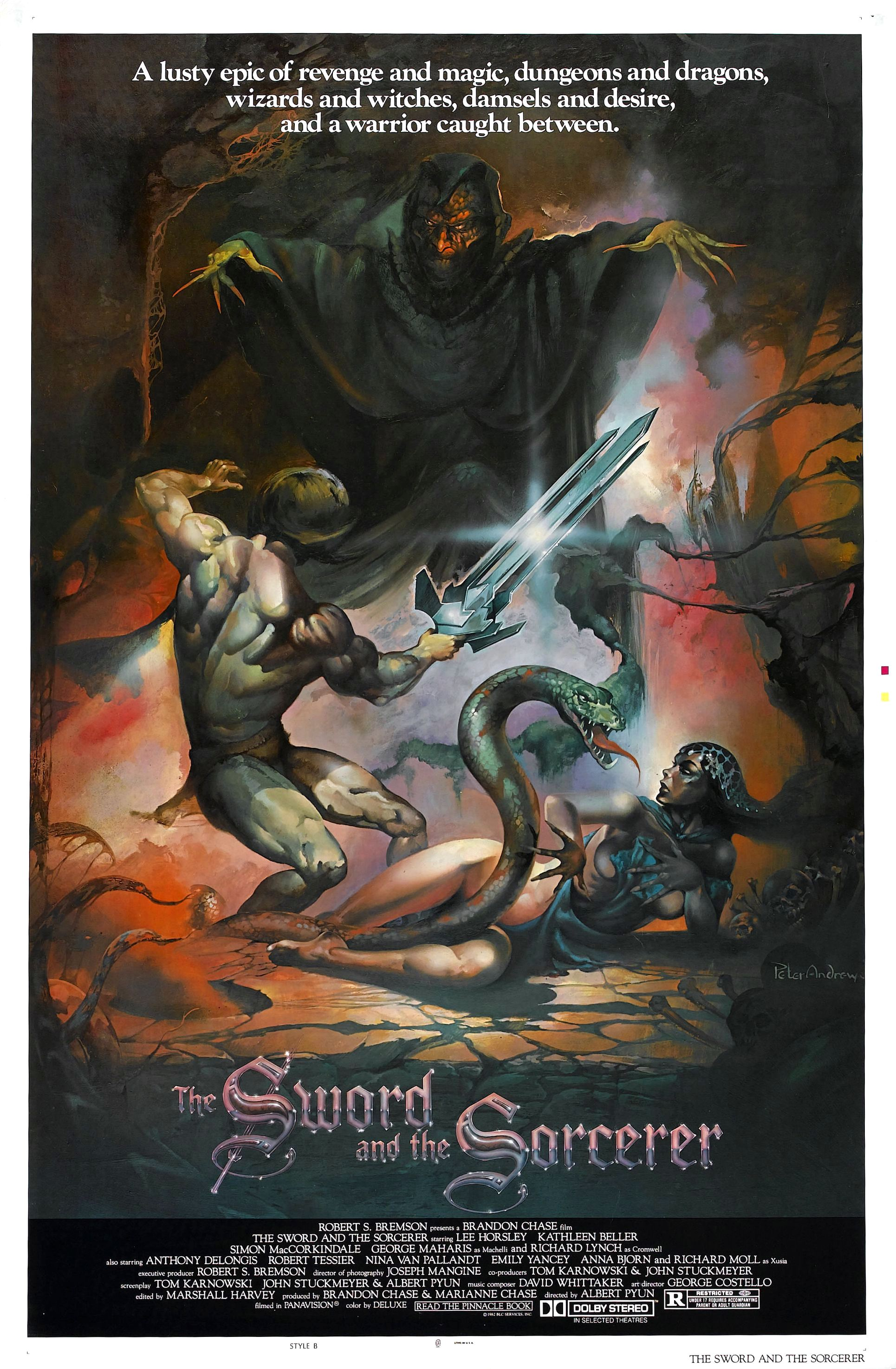 SassyFlix | The Sword and the Sorcerer