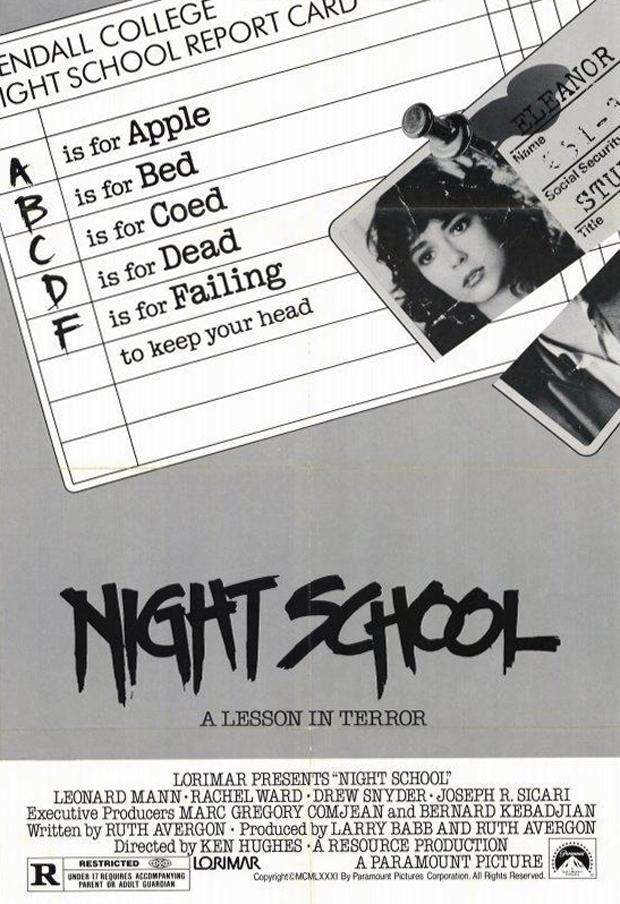 SassyFlix   Night School