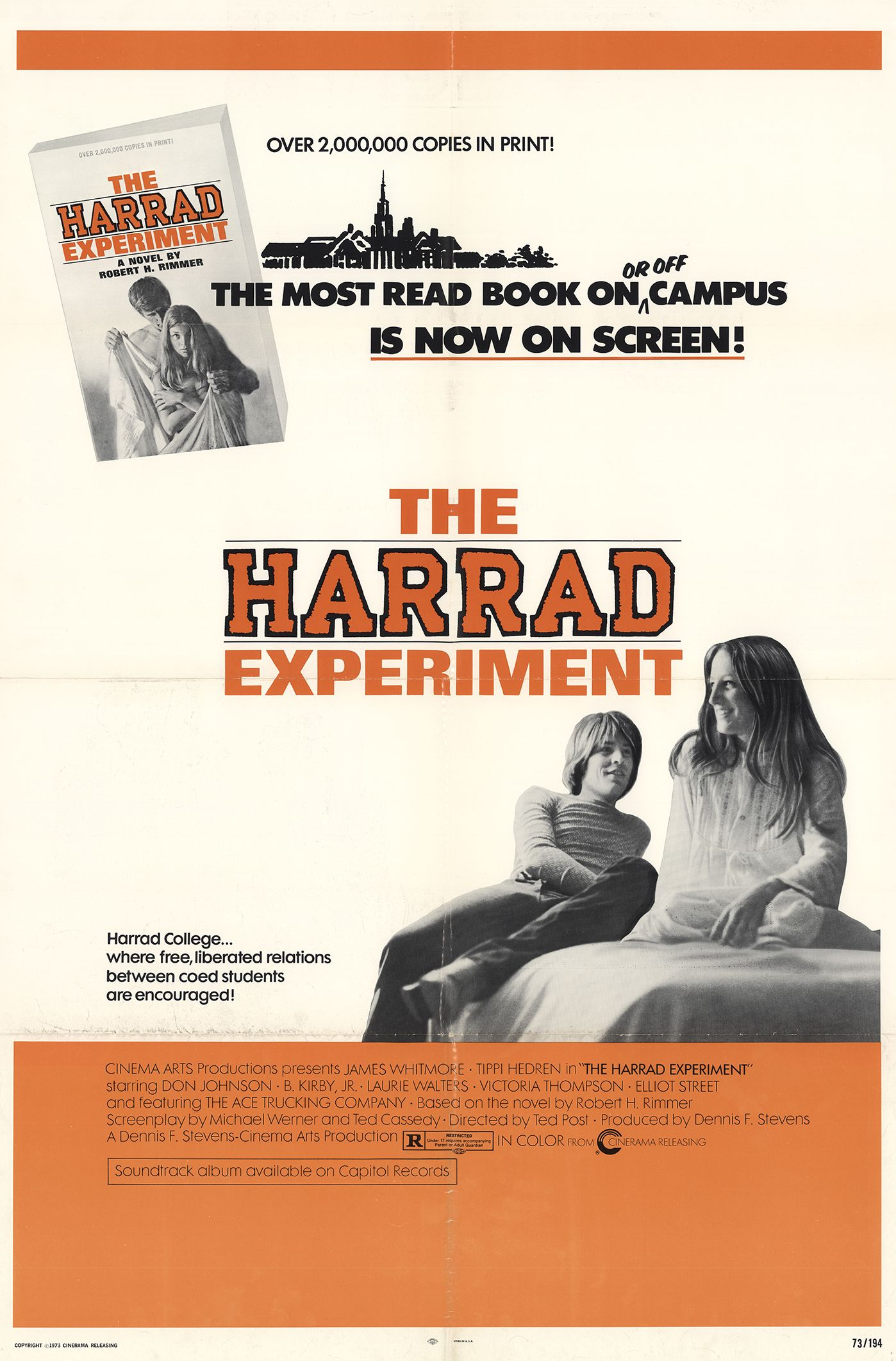SassyFlix | The Harrad Experiment
