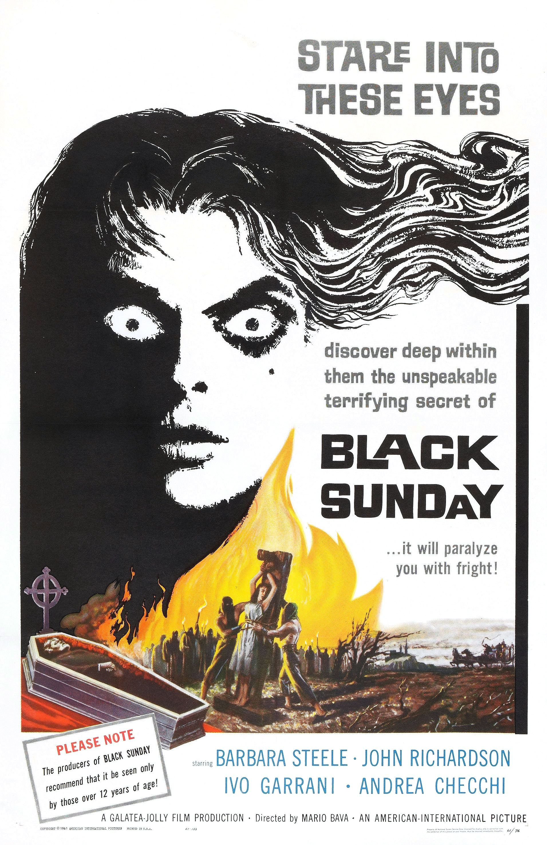 SassyFlix | Black Sunday