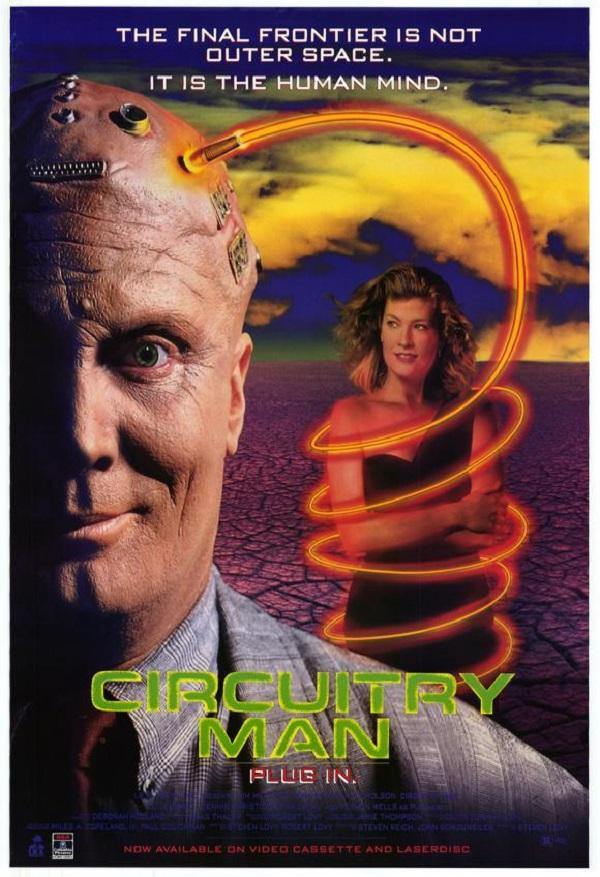 SassyFlix | Circuitry Man