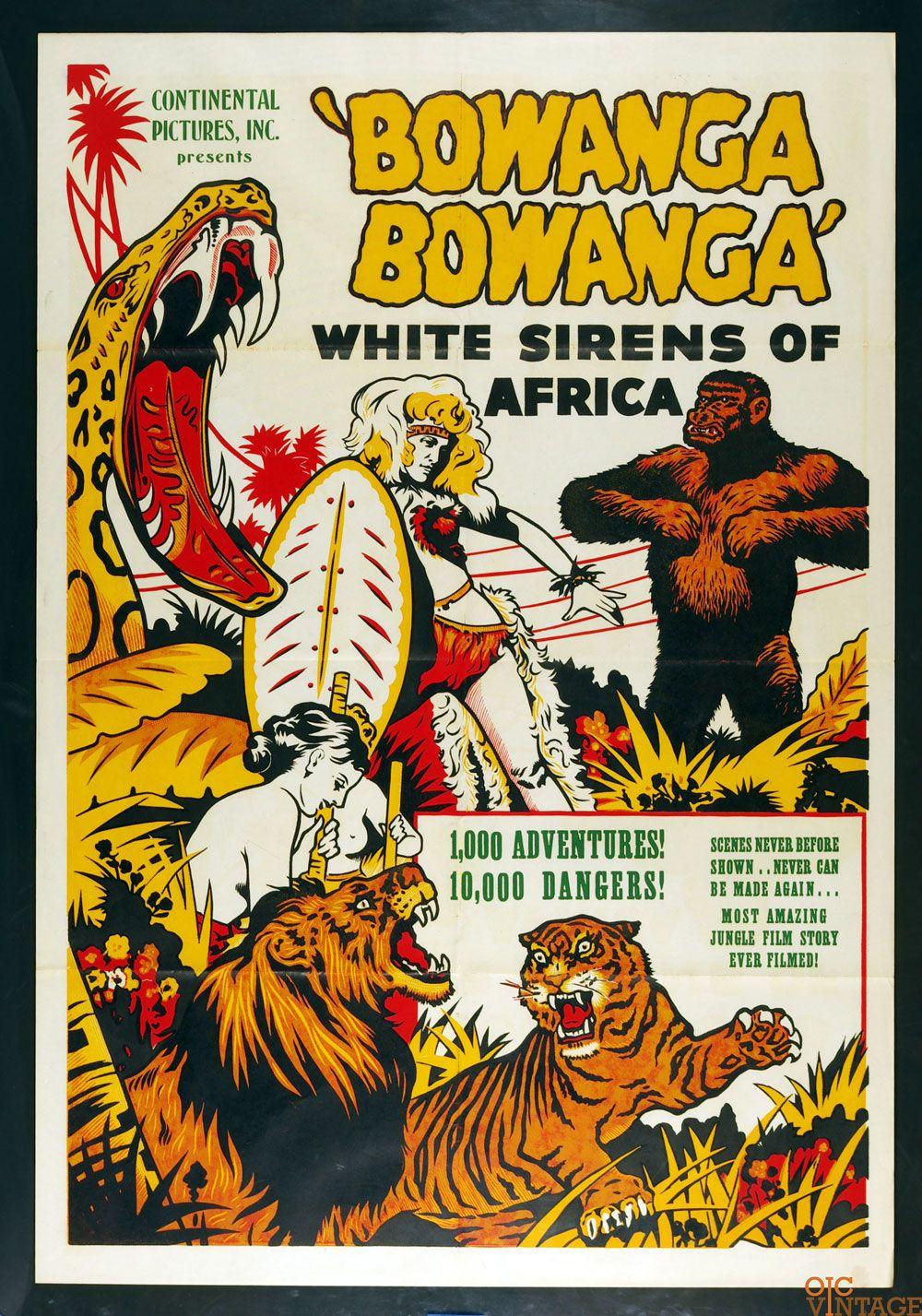SassyFlix | Bowanga, Bowanga: White Sirens of Africa