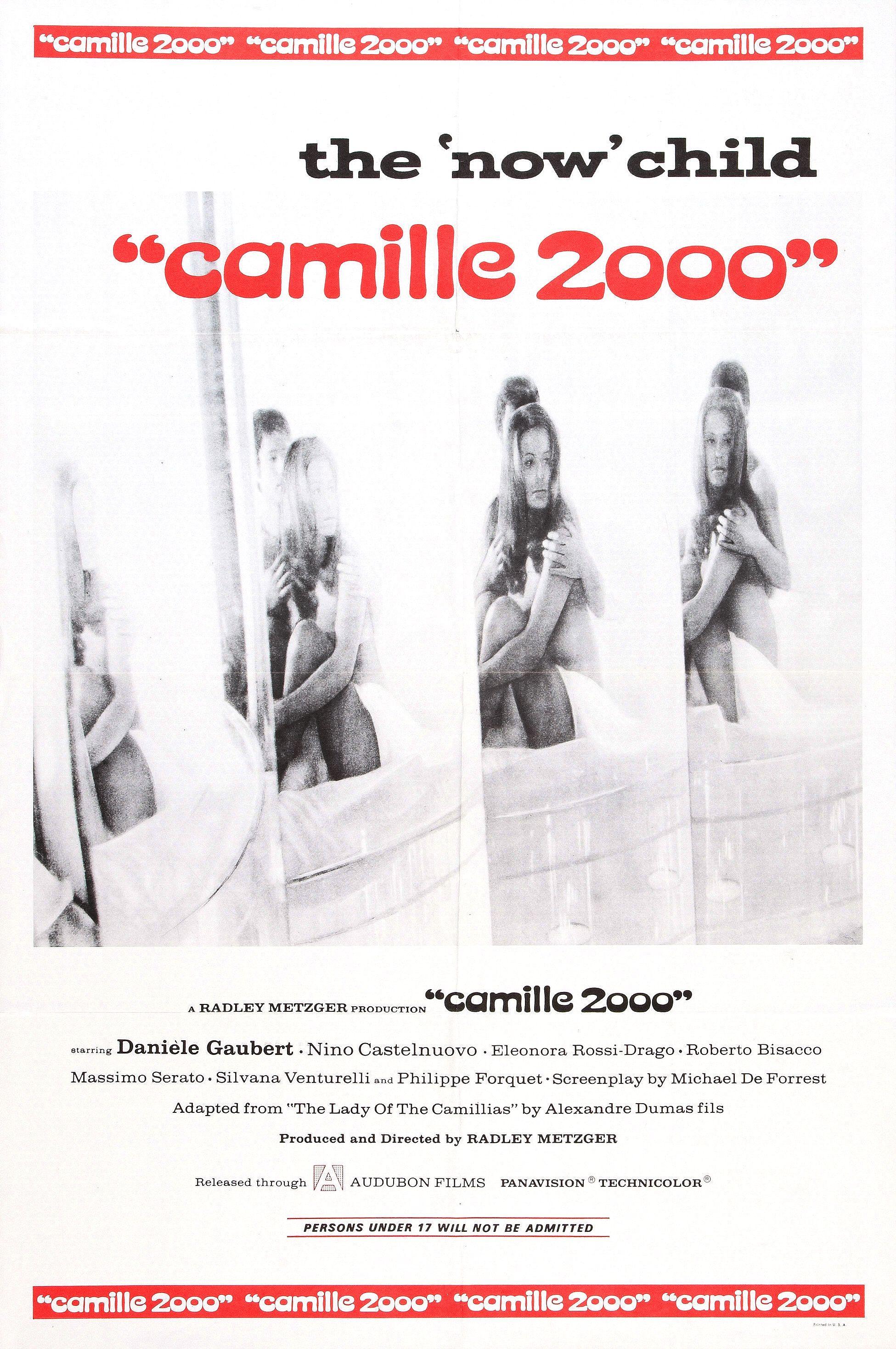SassyFlix | Camille 2000