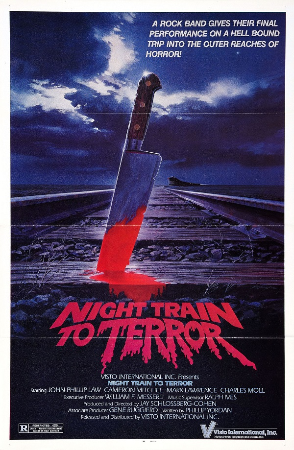 SassyFlix | Night Train to Terror