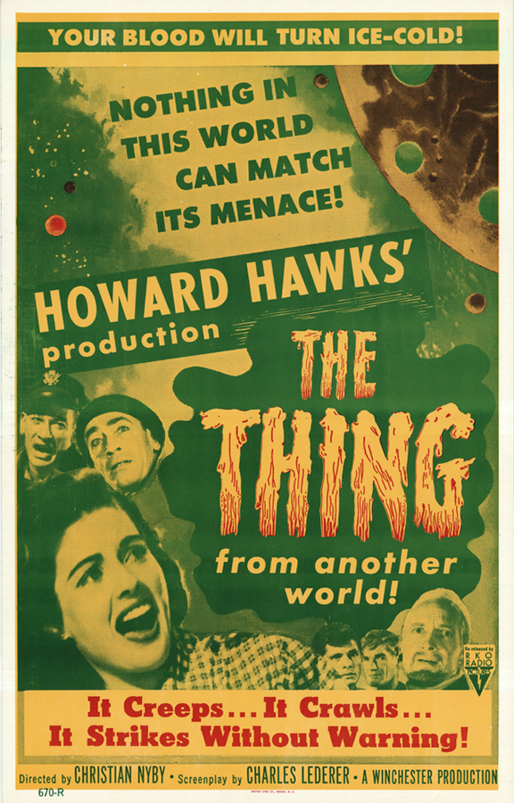 SassyFlix | The Thing from Another World
