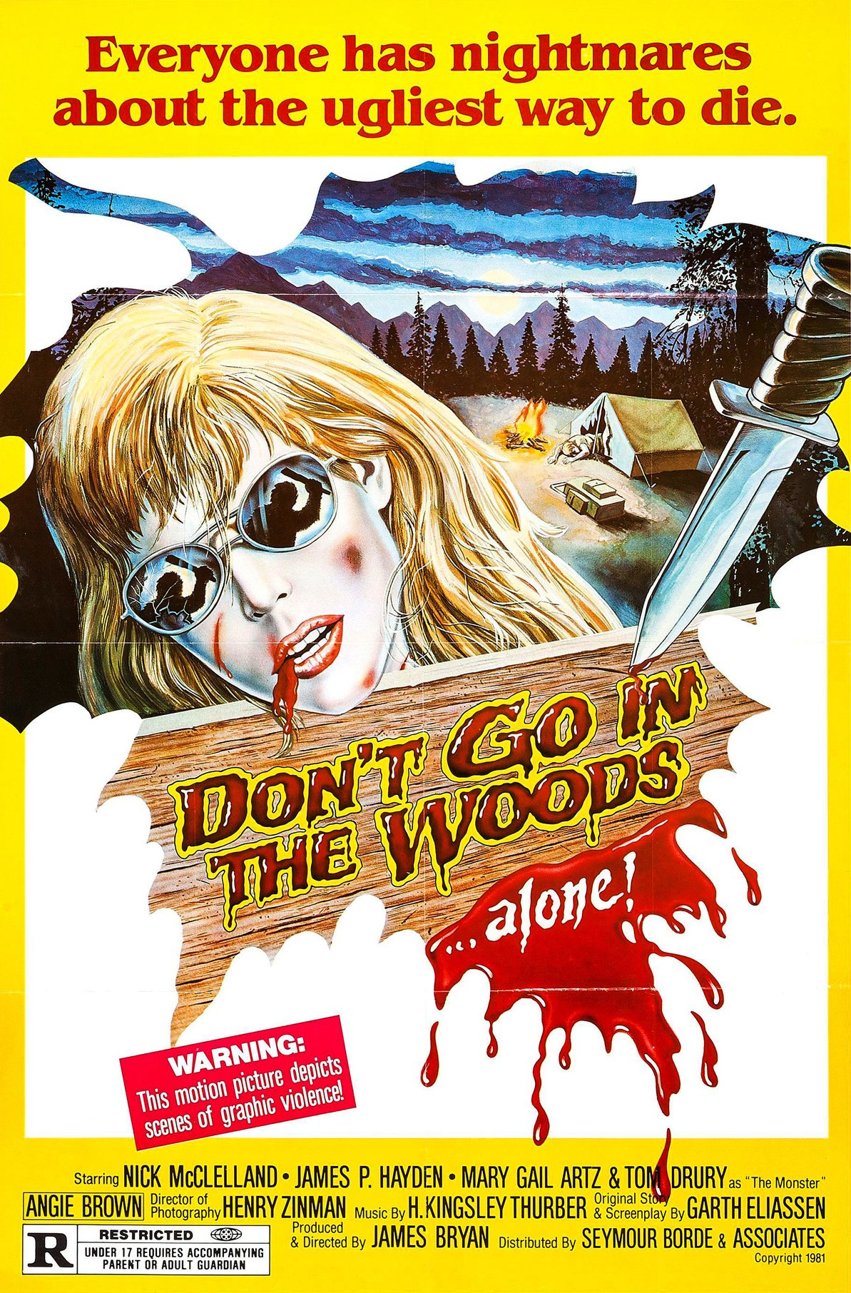 SassyFlix | Don't Go in the Woods