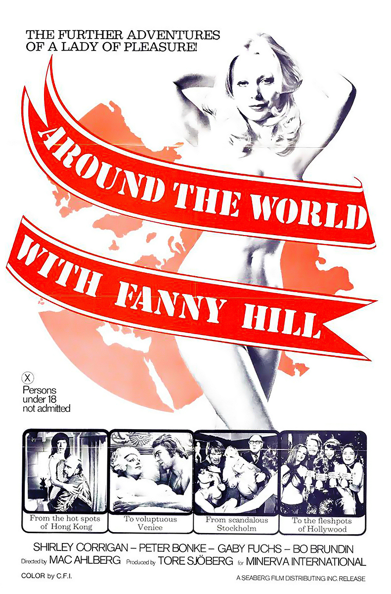 SassyFlix | Around the World with Fanny Hill