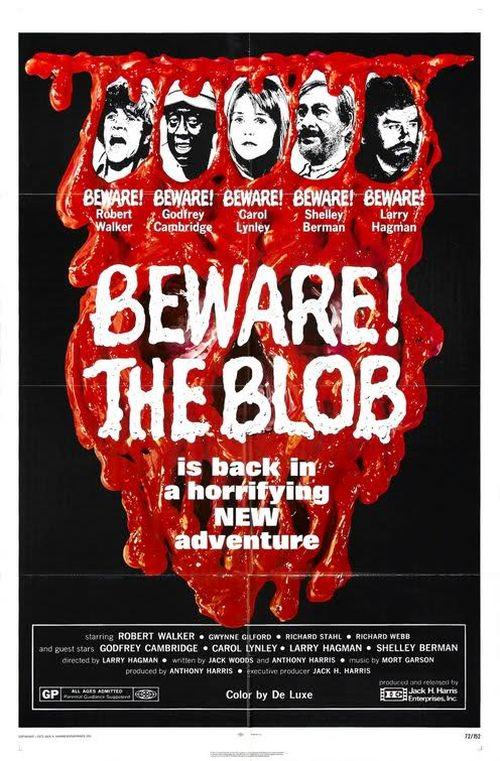 SassyFlix | Beware! The Blob