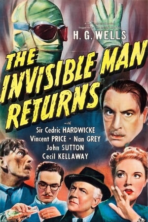 SassyFlix | The Invisible Man Returns