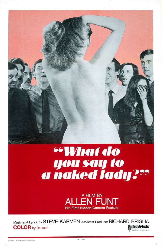 SassyFlix | What Do You Say to a Naked Lady