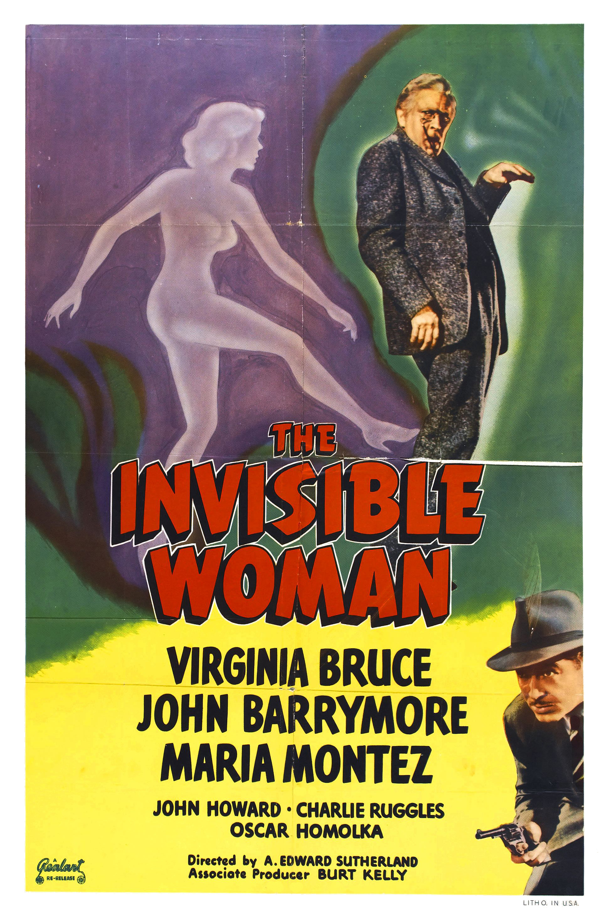 SassyFlix | The Invisible Woman