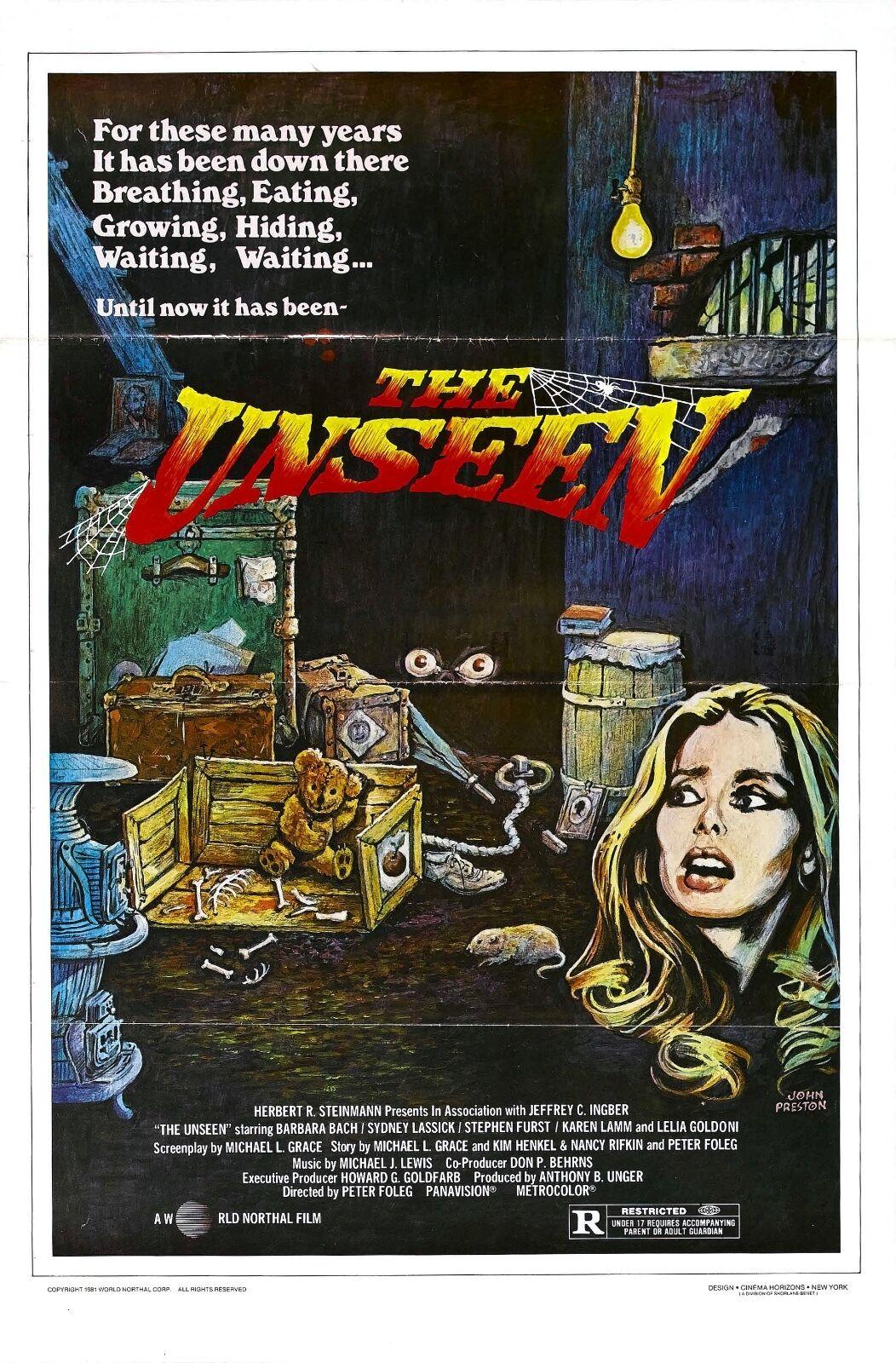 SassyFlix | The Unseen