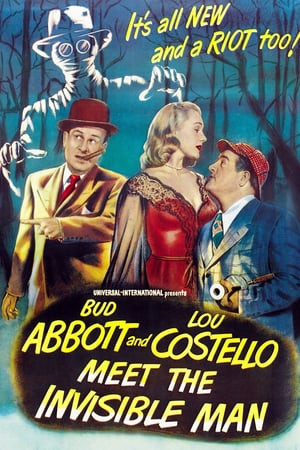 SassyFlix | Abbott and Costello Meet the Invisible Man
