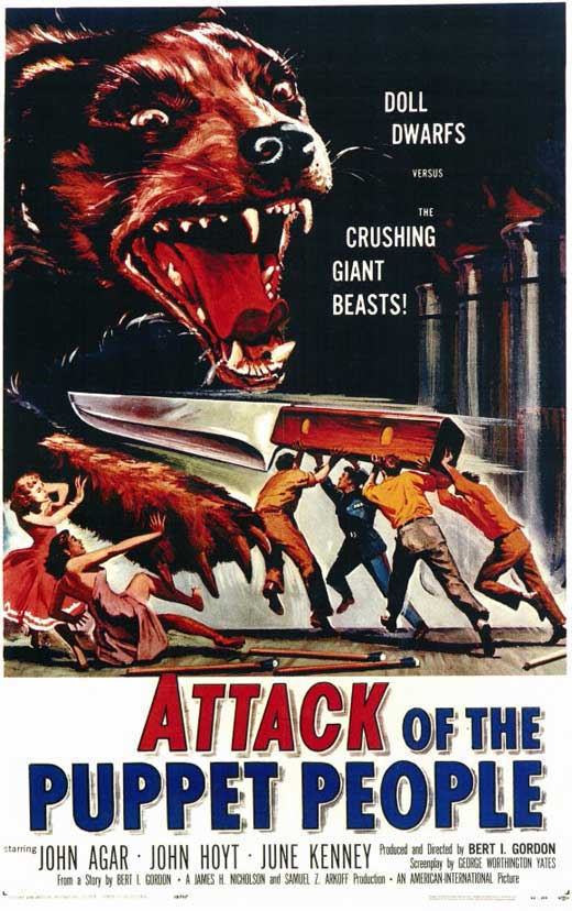 SassyFlix | Attack of the Puppet People