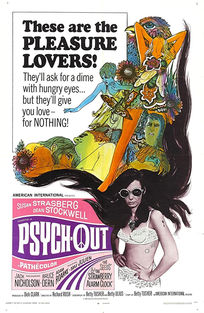SassyFlix | Psych-Out