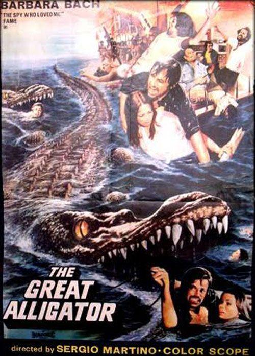 SassyFlix | The Great Alligator