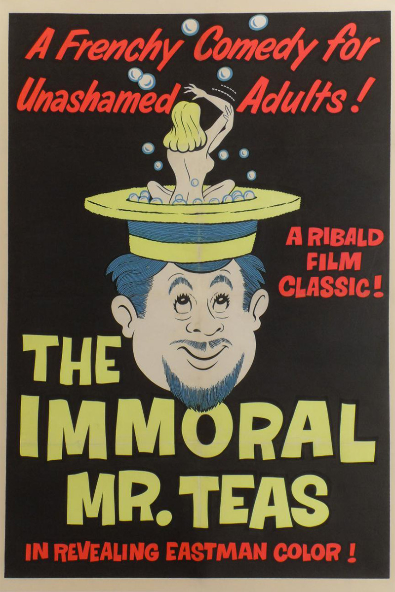 SassyFlix | The Immoral Mr. Teas
