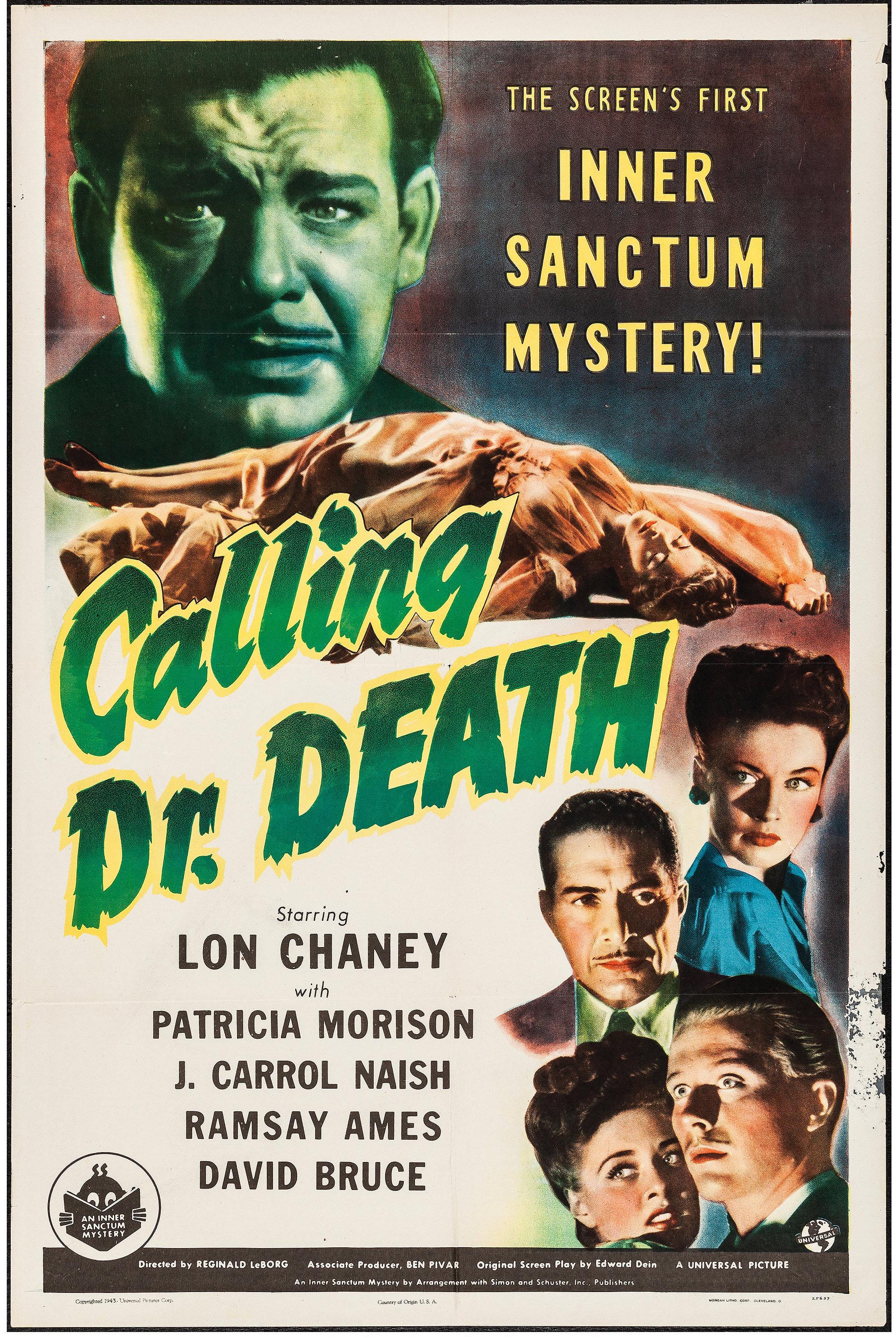 SassyFlix | Calling Dr. Death