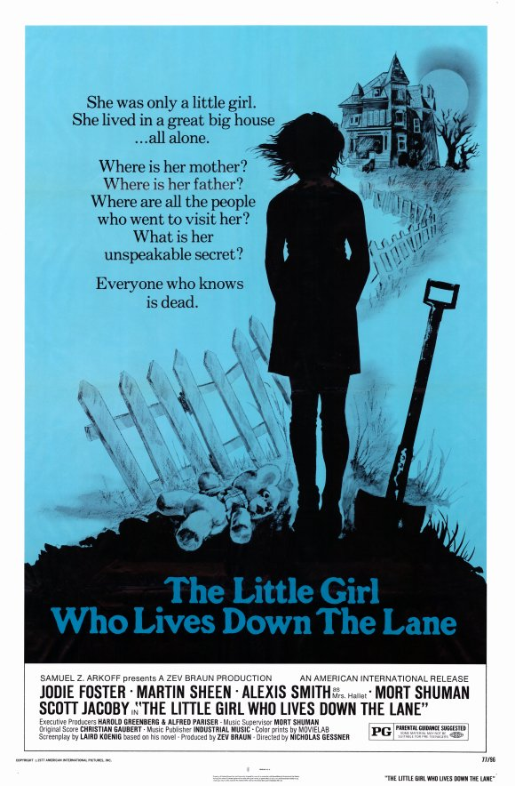 SassyFlix | The Little Girl Who Lives Down the Lane