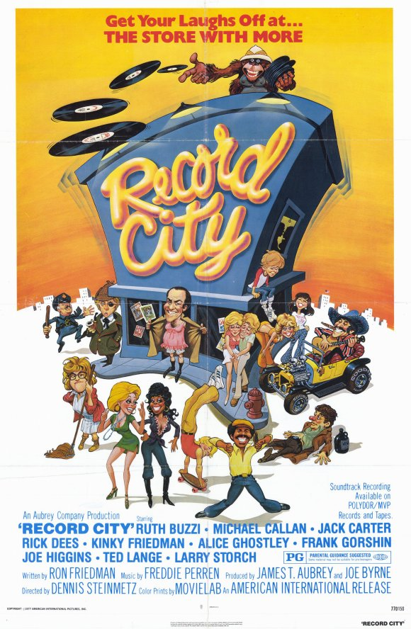 SassyFlix | Record City